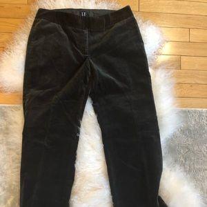 Tommy Hilfiger Vintage womens Velvet pants sz 2 !